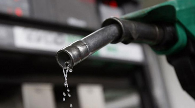 Benzinin litre fiyatında artış