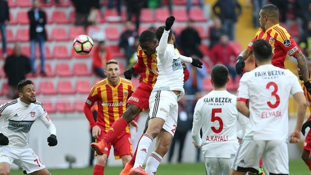 Süper Ligde gol yağmuru