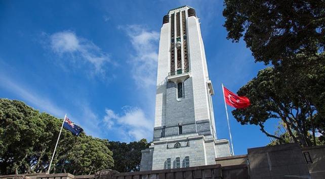 Yeni Zelandaya Türk Anıtı
