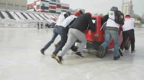 Rusyada ilginç yarışma