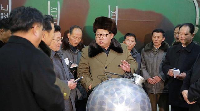 Kuzey Koreden ABDnin askeri müdahale uyarısına tepki