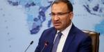 Adalet Bakanı Bozdağ: Bu küstahça bir yaklaşım
