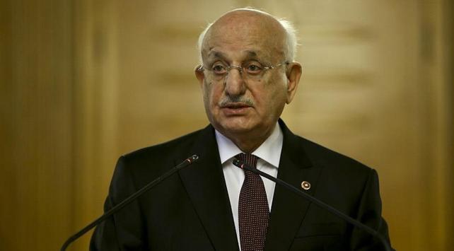TBMM Başkanı Kahraman, Kuveyt Emiri el Sabah ile görüştü