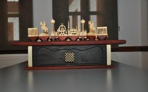 """Ankara"" temalı satranç takımları tasarlandı"
