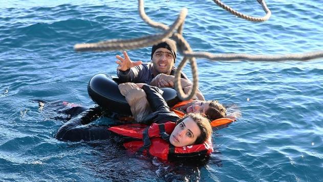 Düzensiz göç Türkiyenin çabalarıyla büyük oranda tuttu