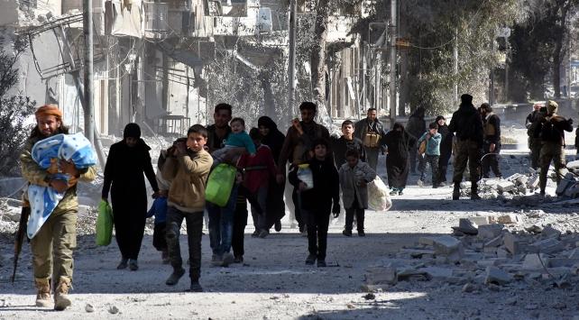 Rusyadan YPGnin iddiasına yalanlama