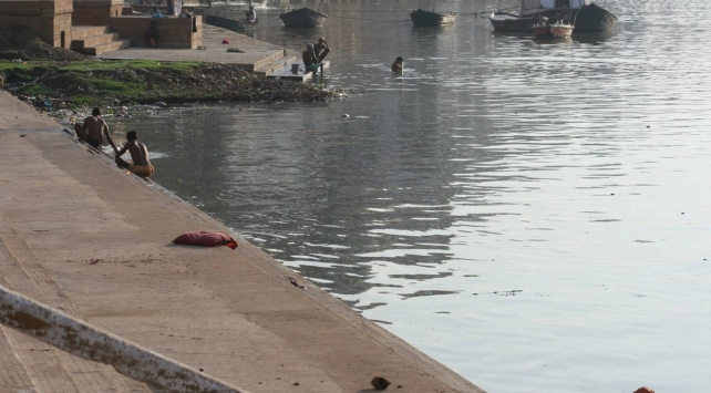 Ganj ve Yamuna nehirlerine gerçek kişi statüsü