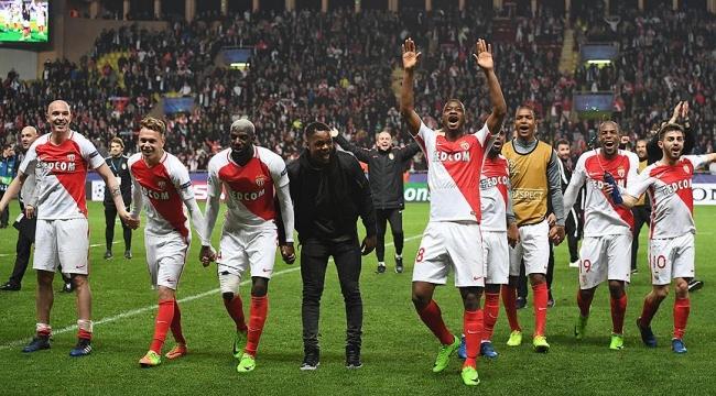 Avrupanın durdurulamayan takımı: Monaco