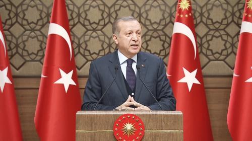 Erdoğan, parlamenter demokrasi tartışmalarına ilişkin konuştu