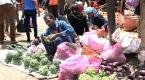 Etiyopyadaki pazarlarda oruç dönemi hareketliliği
