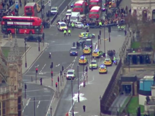 Londrada terör saldırısı
