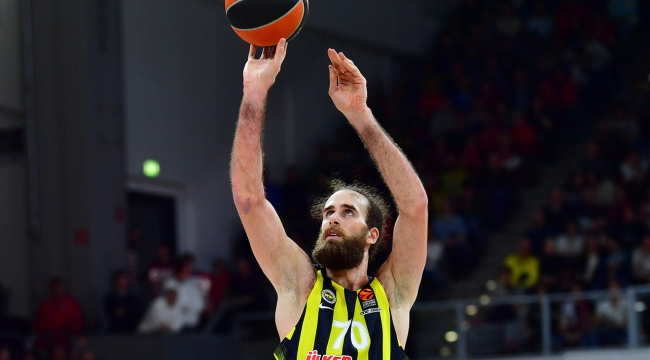 Fenerbahçeli basketçi Datomeden sakatlık şoku