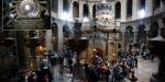 Kıyamet Kilisesinde restorasyon tamamlandı