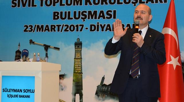 Bakan Soylu: Dünyanın en güvenli enerji geçiş güzergahı Türkiye