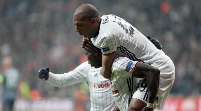 Beşiktaş futbol takımları liglerinin zirvesinde