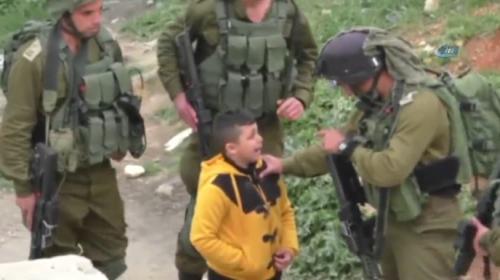 İsrail askerlerinin acımasızlığı