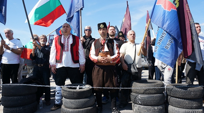 Kurtulmuştan Bulgaristandaki skandal blokajla ilgili açıklama