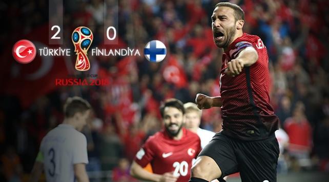 Türkiye - Finlandiya maçı CANLI izle