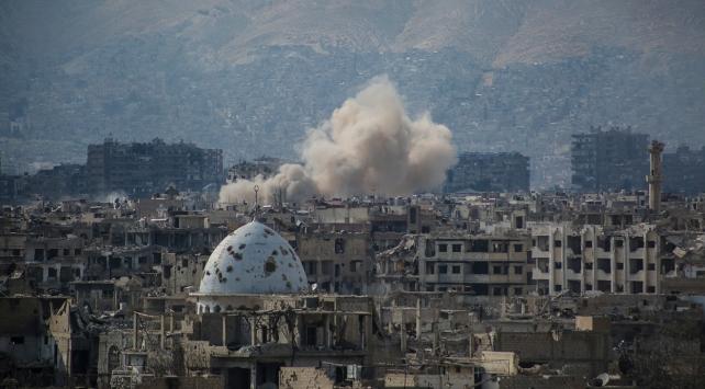 Suriyedeki iç savaşta 857 sağlık çalışanı öldürüldü