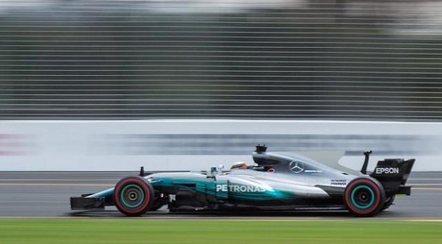 Formula 1de pole pozisyonu Hamiltonun