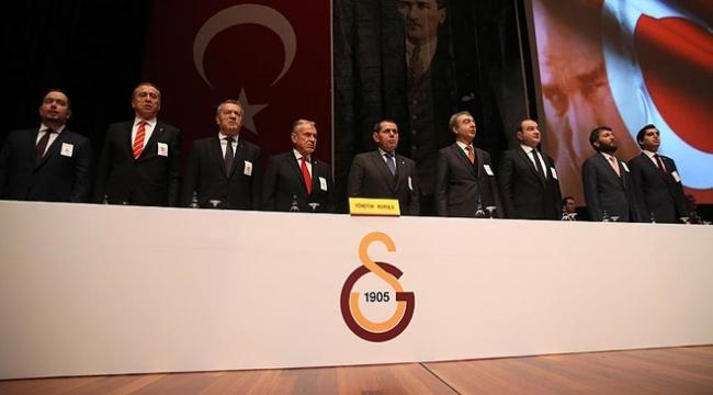 Galatasarayın net borcu açıklandı