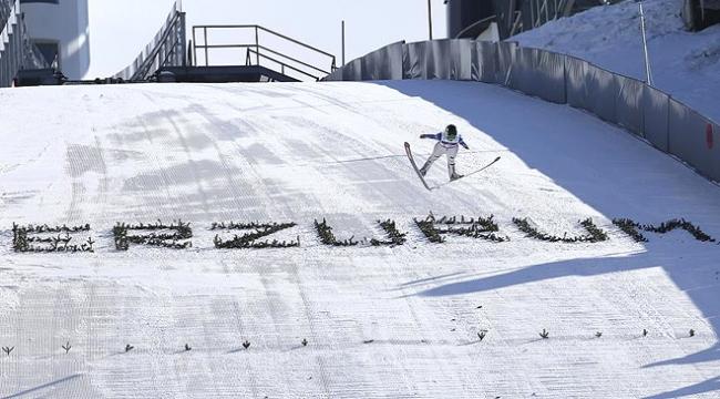 Anadolunun zirvesinde hedef 2026 Kış Olimpiyatları