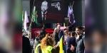 PKKlı hainler, İsviçrede Cumhurbaşkanı Erdoğanı hedef gösterdi