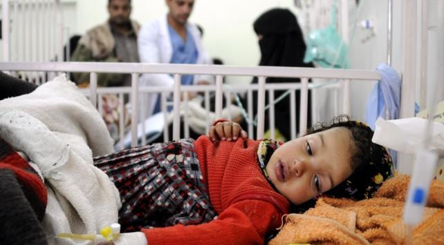 Yemende 16,4 milyon kişi sağlık hizmeti alamıyor
