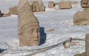 Bahar gelince Nemrut Dağına ilgi de arttı