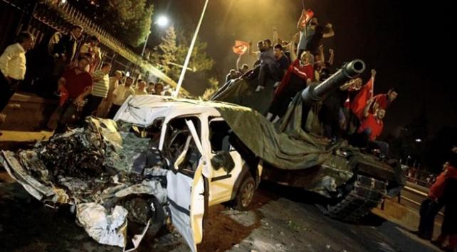 Darbe şüphelisi 187 asker hakkında iddianame