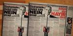 Alman Bild gazetesinden skandal başlık