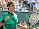 Federer galibiyete doymuyor