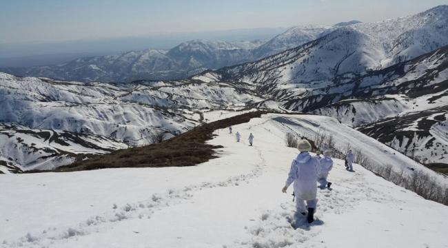 Jandarma Ağrıda PKKya göz açtırmadı