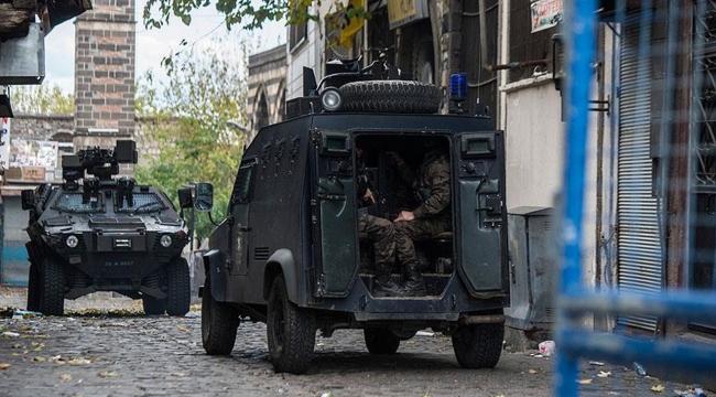 Diyarbakırın 9 mahallesinde sokağa çıkma yasağı