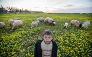 Babın çocuklarının okul hayali