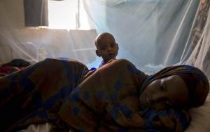 Somalide yaşam kuraklık tehdidi altında