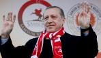 Erdoğan, skandal pankartla ilgili soruşturmaya değindi