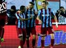 Trabzonspor'un deplasmanda yüzü gülüyor