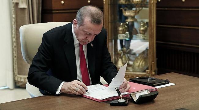 Cumhurbaşkanı Erdoğan, Aybeti başdanışman olarak atadı