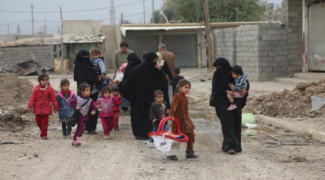 Musulda evlerinden edilen kişi sayısı hızla artıyor