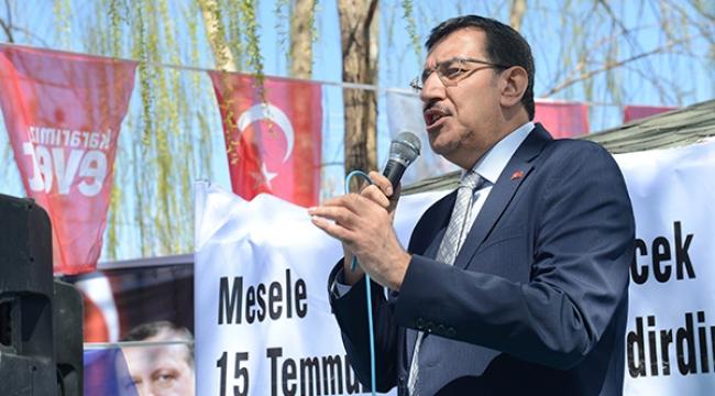 Allahın izniyle Türkiyeye uzanan elleri kırarız inşallah