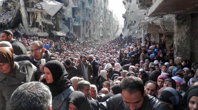 Suriyede 4 kasabada sivillerin tahliyesi konusunda anlaşma sağlandı