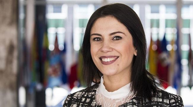 Türk öğretmen ABDden cesaret ödülü aldı