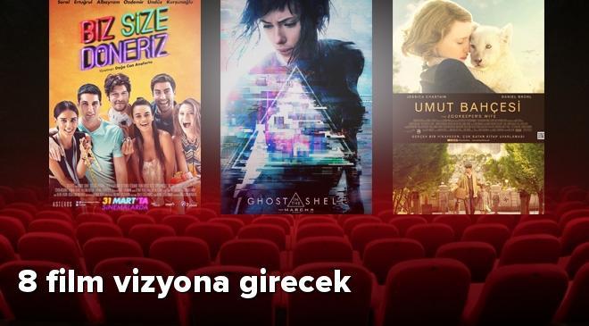 Sinemalarda bu haftaki vizyon filmler