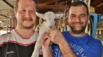 Mühendis ve kimyagerin hayatı keçi çiftliğiyle değişti