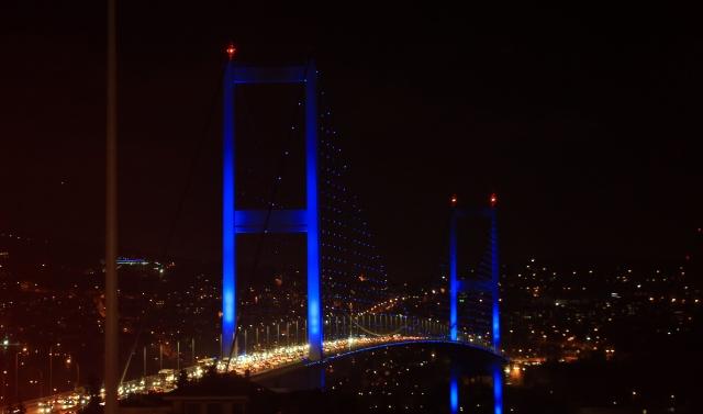 Otizme Mavi Işık Yak Kampanyası