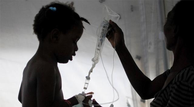 Kolera salgını Kongoda can almaya devam ediyor