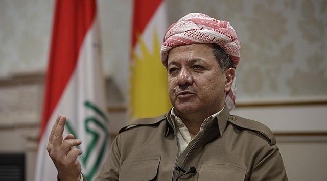 Barzani Abadiyi destekliyor
