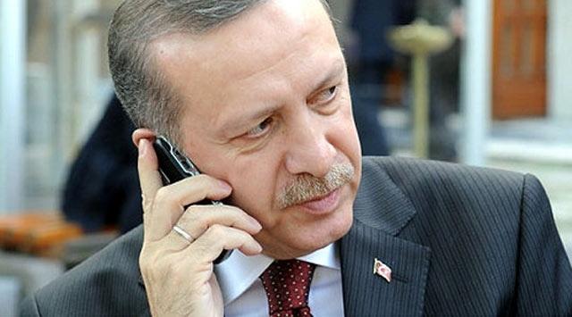Erdoğan ile Abbas Filistini görüştü