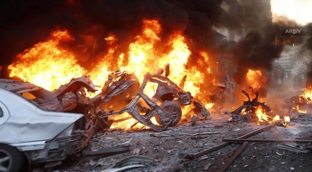 Savaş uçakları İdlibde sivillerin üzerine bomba yağdırdı